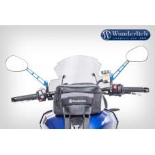 WUNDERLICH BMW Wunderlich bulle »MARATHON« - haute - gris fumé 35751-202 Boutique en Ligne