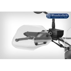 Wunderlich BMW R1250GS Protège-mains « Clear Protect » - transparent 27520-501