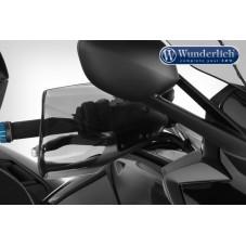 Wunderlich BMW R1250GS Protège-mains «Clear Protect» - gris fumé 27520-412