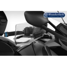 Wunderlich BMW R1250GS Protège-mains « Clear Protect » - transparent 27520-411