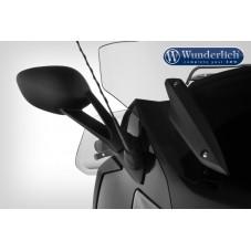 Wunderlich BMW R1250GS Protège-mains «Clear Protect» - gris fumé 27520-402