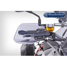 Wunderlich BMW R1250GS Protège-mains «Clear Protect» - gris fumé 27520-202