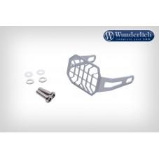 WUNDERLICH BMW Grille de protection pour phare supplémentaire «MicroFlooter» - argent 28365-101 Boutique en Ligne