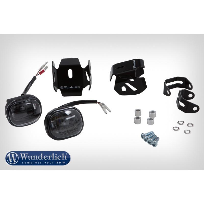 WUNDERLICH BMW Kit transformation LED pour phare supplémentaire - noir 28365-002 Boutique en Ligne