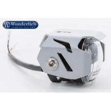 Wunderlich BMW R1250GS Set de transformation LED pour phares supplémentaire - argent 28365-001