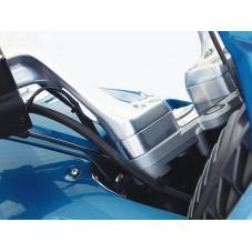 Wunderlich BMW R1250GS Rehausseur de guidon «Vario» - 25mm - argent 31030-011
