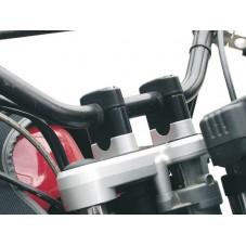 WUNDERLICH BMW Rehausseur de guidon - 25mm - noir 25810-012 Boutique en Ligne