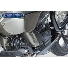Wunderlich BMW R1250GS Protège-pied Clear Protect - gris fumé 35410-002