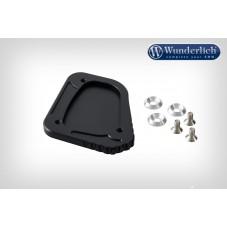 Wunderlich BMW R1250GS Extension d'appui de béquille latérale - noir 35480-202