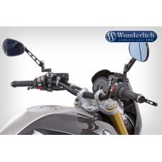 Wunderlich BMW R1250GS Tube de guidon - non-pré-percé - noir 31001-102