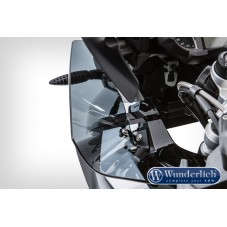 WUNDERLICH BMW Déflecteur de vent ERGO - gris fumé 20520-102 Boutique en Ligne
