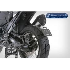 Wunderlich BMW R1250GS Porte-plaque immatriculation SWING - noir 38982-002