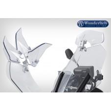WUNDERLICH BMW Bulle Déflecteur Vario-ERGO 3D+ - transparent 42350-101 Boutique en Ligne