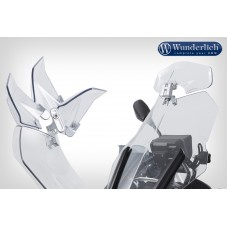 WUNDERLICH BMW Déflecteur Wunderlich »VARIO-ERGO 3D+« 42350-101 Boutique en Ligne