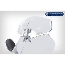 WUNDERLICH BMW Déflecteur Wunderlich »VARIO-ERGO 3D+« - transparent 42350-101 Boutique en Ligne