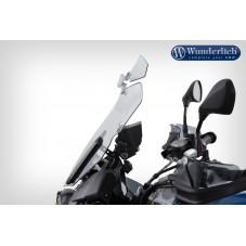 WUNDERLICH BMW Wunderlich Déflecteur de bulle »VARIO-ERGO 3D« - transparent 42350-001 Boutique en Ligne