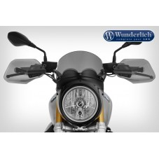 "WUNDERLICH BMW Carénage Wunderlich ""VINTAGE TT"" R nineT - Black Storm Metallic 30471-702 Boutique en Ligne"