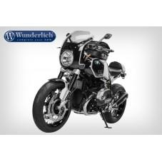"""WUNDERLICH BMW Wunderlich Carénage """"Daytona"""" R nineT - Black Storm Metallic - blanc 30471-204 Boutique en Ligne"""