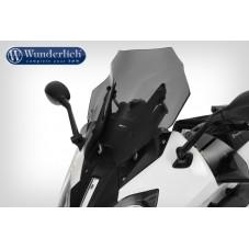 WUNDERLICH BMW Wunderlich Pare-vent »SPORT« - gris fumé 43956-202 Boutique en Ligne