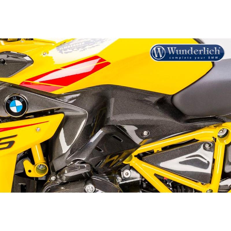 WUNDERLICH BMW Cache latéral sous réservoir pour R 1200 RS LC 45040-200 Boutique en Ligne