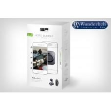 WUNDERLICH BMW Support moto SP-Connect de smartphone, Pack 45150-307 Boutique en Ligne
