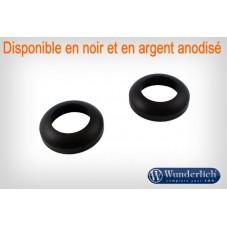 Wunderlich bmw Bagues de fourche 36 mm - ARGENT 44420-601