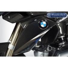 WUNDERLICH BMW Couvercle radiateur d´eau (porteur de l´emblème BMW) - gauche - carbone 43788-000 Boutique en Ligne
