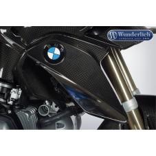WUNDERLICH BMW Couvercle radiateur d´eau (porteur de l´emblème BMW) - droit - carbone 43787-000 Boutique en Ligne