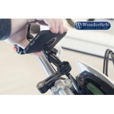 """WUNDERLICH BMW Support de guidon moto SP Connect """"twist to lock"""" pour smartphone 45150-207 Boutique en Ligne"""