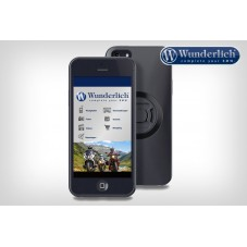 WUNDERLICH BMW Support moto SP-Connect de smartphone, Pack - iPhone 6 / 6S / 7+ / 8+ - noir 45150-301 Boutique en Ligne