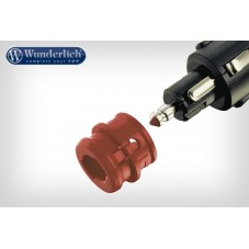 Wunderlich bmw Prise de chargeur USB double inclinable 24111-100