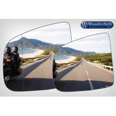 WUNDERLICH BMW Verre de rétroviseur »SAFER-VIEW« - droit - chromé 20141-415 Boutique en Ligne