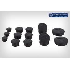 WUNDERLICH BMW Kit de 13 cache douilles - noir 42742-202 Boutique en Ligne