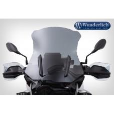 Wunderlich BMW R1250GS Extension de protection des mains »CLEAR PROTECT« - gris fumé 44940-006