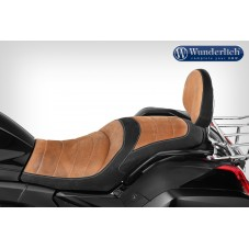 WUNDERLICH BMW Coussin dorsal Wunderlich pour dossier K 1600 B - Cognac 45180-104 Boutique en Ligne