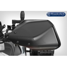 Wunderlich bmw Protège-mains «Clear Protect» - noir 27520-302