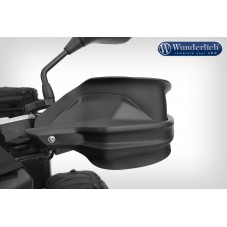 WUNDERLICH BMW Extension de protection des mains »CLEAR PROTECT« - noir 44940-002 Boutique en Ligne