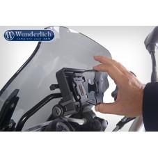 WUNDERLICH BMW Support d´appareil pour la fixation de GPS d´origine 21170-202 Boutique en Ligne