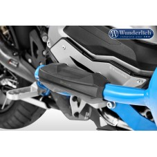 WUNDERLICH BMW Patin de ponçage pour arceau de sécurité (par paire) - 25mm - noir 35833-002 Boutique en Ligne
