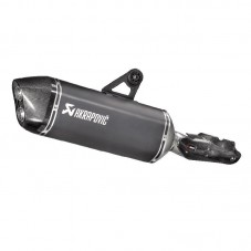 WUNDERLICH BMW AKRAPOVIC Slip-On Line (Titanium BLACK) R1200GS/Adv LC 1811-3302 Boutique en Ligne