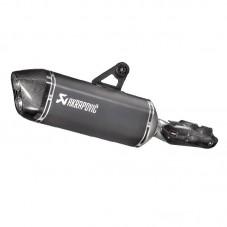 WUNDERLICH BMW AKRAPOVIC Slip-On Line (Titanium BLACK) R1200GS/Adv LC 1811-3302 Boutique en Ligne