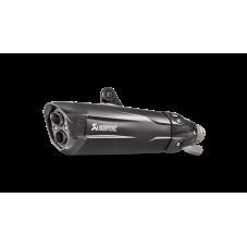 WUNDERLICH BMW AKRAPOVIC TITANIUM Black S 1000 RR (2017 - ) 1811-3327 Boutique en Ligne