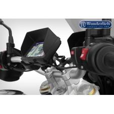 """WUNDERLICH BMW Wunderlich Rehausse de guidon """"ERGO"""" pour modèles BMW avec GPS 25800-201 Boutique en Ligne"""