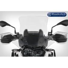 WUNDERLICH BMW Bulle de carénage Wunderlich »MARATHON« - Fixation longue (160mm) - transparent 20230-104 Boutique en Ligne