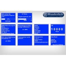 WUNDERLICH BMW Appareil de diagnostic BS-100 44610-000 Boutique en Ligne
