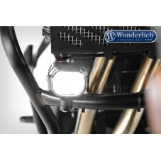 WUNDERLICH BMW Phare additionnel LED Micro Flooter - montage sur pare-cylindre - NOIR 28380-202 Boutique en Ligne