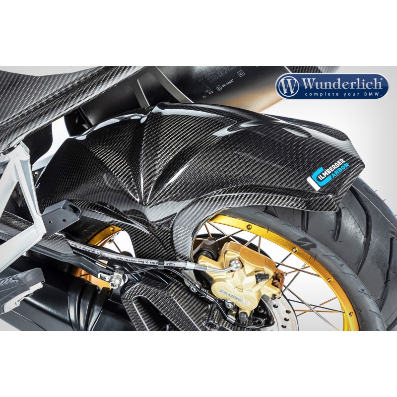 WUNDERLICH BMW Ilmberger Protection roue arrière 43760-200 Boutique en Ligne